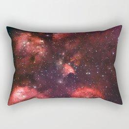 The Cat's Paw Nebula Rectangular Pillow