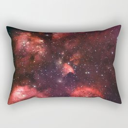 The Cat's Paw Nebula Rectangular Pillow