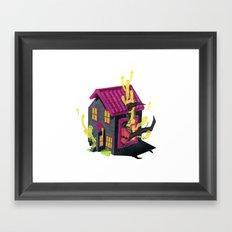 Haunted Orphanage 2 Framed Art Print
