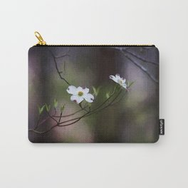 Spring Dogwood Blooms Carry-All Pouch