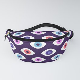 Lucky Eyes Fanny Pack