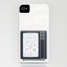 Go Out Side iPhone (4, 4s) Slim Case