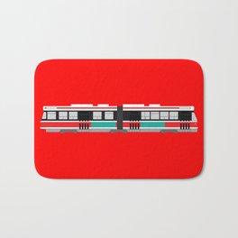 Toronto TTC (ALRV) Streetcar Bath Mat