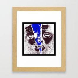 Freak Valley Framed Art Print