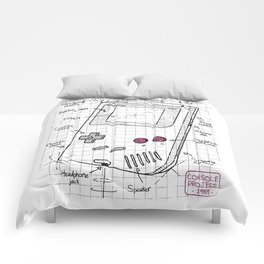 Console project Comforters