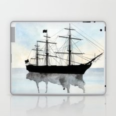 HMS Victory Watercolour Laptop & iPad Skin