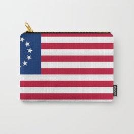 United States (Betsy Ross) Flag Carry-All Pouch