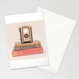 Vintage Stack Stationery Cards