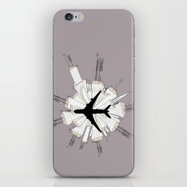 Urban GeoMetric iPhone Skin