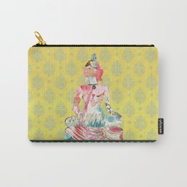 Just Breathe Buddha Carry-All Pouch