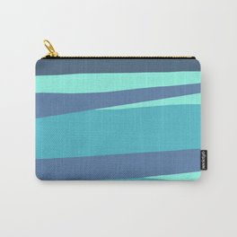 Wave Lengths Carry-All Pouch