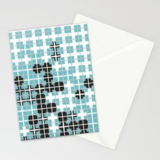 White Crosses Stationery Cards