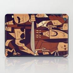 Machete iPad Case