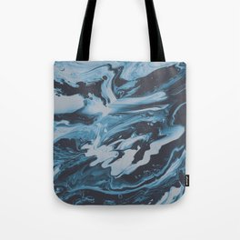 SLEEP ON THE FLOOR Tote Bag