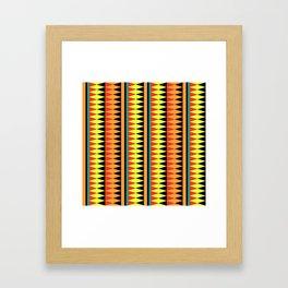 Pizzazz: 7 of 9 Framed Art Print