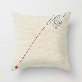 That Throw Pillow