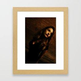 Carmen Ivette 02 Framed Art Print