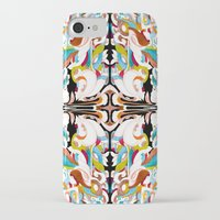 ghost in the shell iPhone & iPod Cases featuring Shell by András Récze