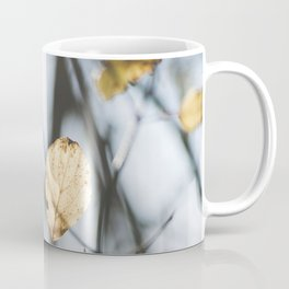 November leaves Coffee Mug