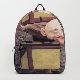 The weight of Glasto Backpack