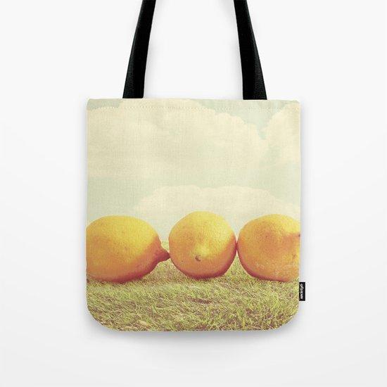 Lemongrass Tote Bag