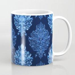 In The Garden Ogee Pattern Coffee Mug