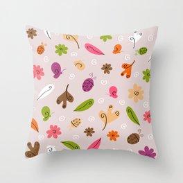 SpringFestival2 Throw Pillow