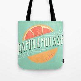 Pamplemousse (Grapefruit) Tote Bag