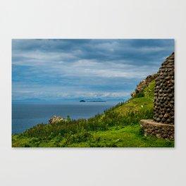 Duntulm Bay Canvas Print