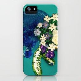 Garden Circle - Jade iPhone Case