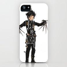 Edward Scissorhands - Johnny Depp iPhone SE Slim Case
