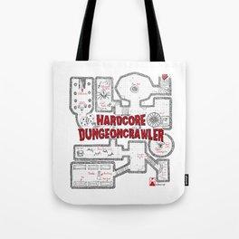 Hardcore Dungeoncrawler Tote Bag