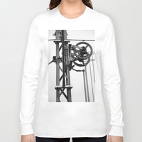 techno Long Sleeve T-shirts featuring Techno? by Let's make it happen