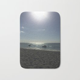 End Of Day Captiva Island Bath Mat