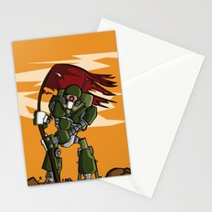 Machine Revolution Stationery Cards