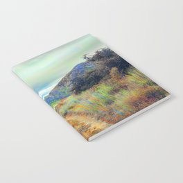 Fall nature landscape photography Notebook