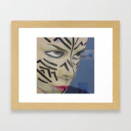 Like a India Framed Art Print