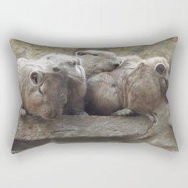 Love Animals Rectangular Pillow