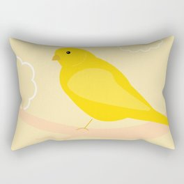 Canary Rectangular Pillow