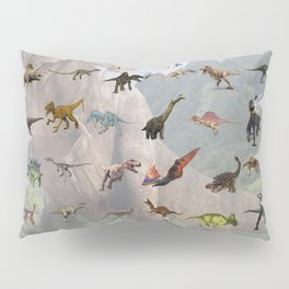 Dinosaurs Pillow Sham