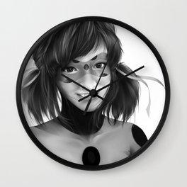 The Miraculous Ladybug Wall Clock