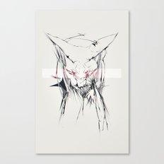 sphynx Canvas Print