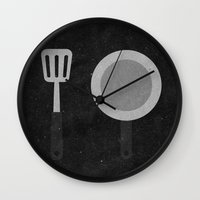 cook Wall Clocks featuring Cook by ElleG