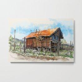 Old house 1 Metal Print