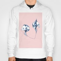 fig Hoodies featuring fig by schleuf
