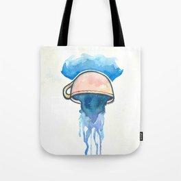 Ocean, tea, space Tote Bag