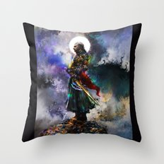 witchers dream Throw Pillow