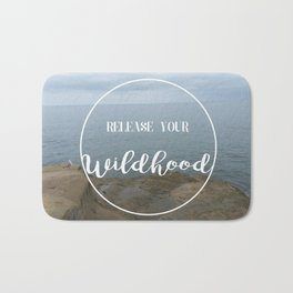 Release your Wildhood Bath Mat