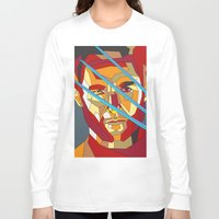 lawyer Long Sleeve T-shirts featuring James Howlett by Liam Brazier