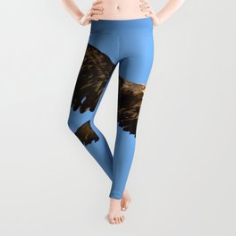 Soaring High!  -  Immature Leggings
